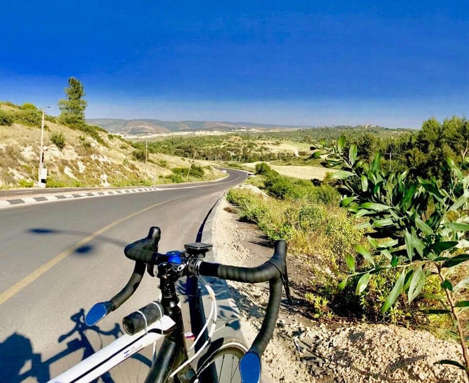 Israel road cycle